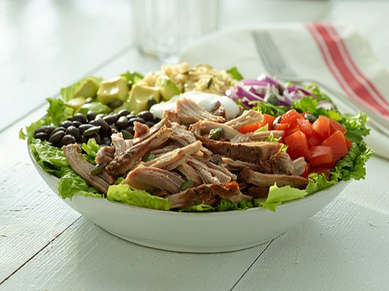 Carnitas Cobb Salad