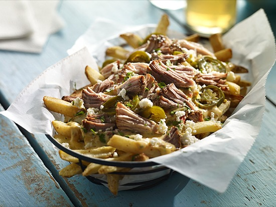 Carnitas Street Fries