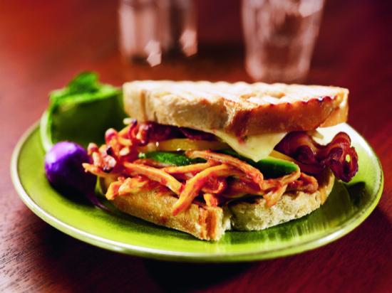 CAFE H® Bacon, Jalapeno, 13/17 slice, 2/7.5 lb | Hormel Foodservice