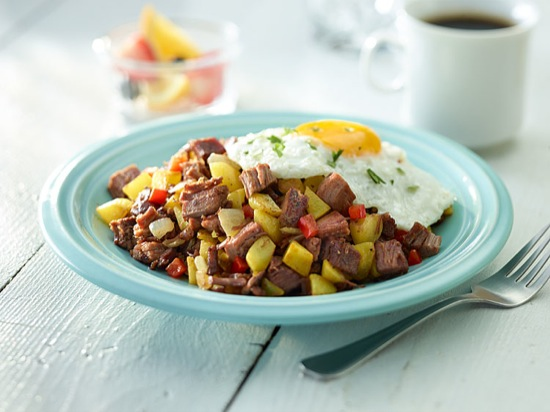 Pot Roast Breakfast Hash