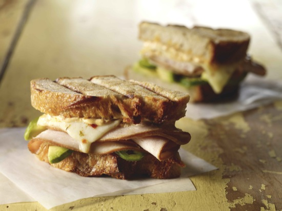 Southwest Turkey Panini