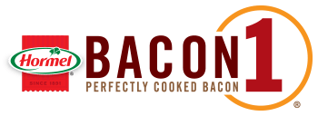 Uncompromised bacon flavor, texture and eye appeal in a breakthrough fully cooked bacon.