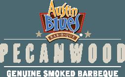 Austin Blues Pecanwood Smoked Barbeque