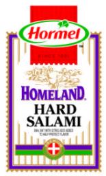 HOMELAND® Salami