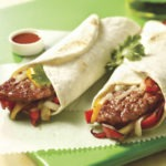 Chorizo Patty Wrap