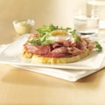 Prosciutto and Fried Egg Sandwich