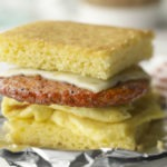 Chorizo Skillet Sandwich