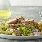 Sriracha Lime Chicken Chop Salad