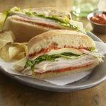 Spanish Mission Sandwich
