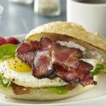 Fig and Bacon Breakfast Sandwich