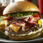 Shoulder Bacon Cheeseburger