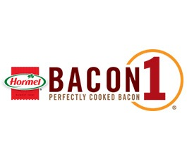 HORMEL® BACON 1™ Perfectly Cooked Bacon