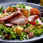 BBQ Tossed Salad
