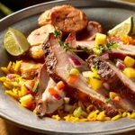 Jamaican Jerk Pork