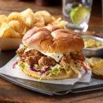 Crispy Southern Strips Sandwich
