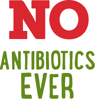 Benefit: No Antibiotics Ever