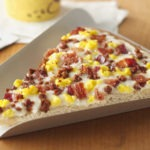 Convenience Breakfast Pizza