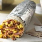 Convenience Breakfast Wrap