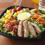 Convenience Chef Salad