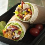 Convenience Chicken Wrap