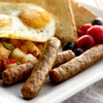 Classic Hearty Breakfast Plate