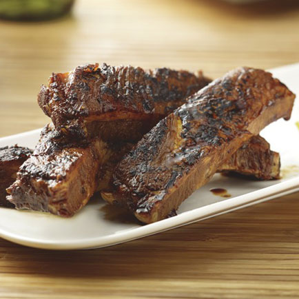 HORMEL® FIRE BRAISED™ ST. LOUIS STYLE PORK RIBS, 12 PC