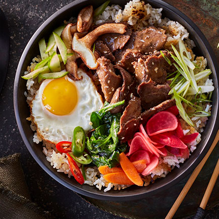 CAFE H® Korean Beef
