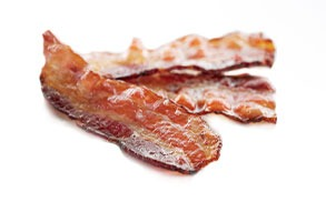 The perfectly cooked bacon that looks, tastes and performs like a cooked from raw bacon.