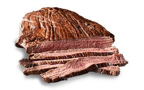 Escalate your menu with consistently incredible, flame-seared flank steak.
