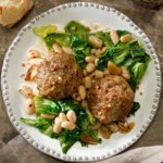 Meatballs with Escarole