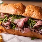 Chimichurri Sandwich