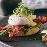 Bacon Breakfast Benedict