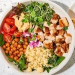 FIRE BRAISED™ Chicken Greek Grain Bowl