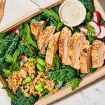 FIRE BRAISED™ Chicken Breast & Dino Kale Salad
