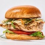 FIRE BRAISED™ Chicken Breast & Crunchy Slaw Sandwich