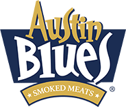 AUSTIN BLUES<sup>®</sup><br/>Smoked Meats