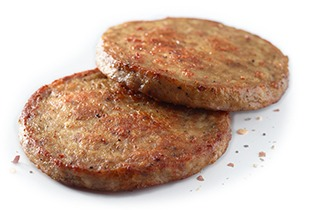 Fully Cooked Patties