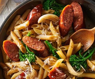 Authentic Italian Sausage