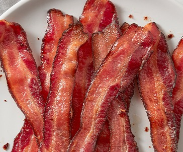 Perfectly Cooked Bacon