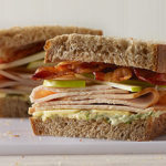 Turkey & Apple Sandwich