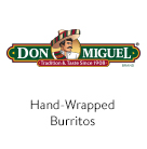Don Miguel Hand-Wrapped Burritos