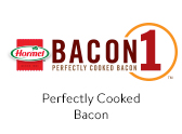 Hormel Bacon 1 Perfectly Cooked Bacon
