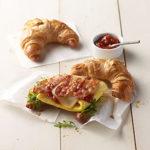Breakfast Slow Jam Sandwich